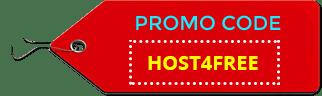 promo code for free hosting